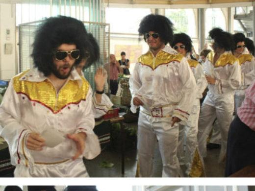 Oh Yeahh!! Flashmoba