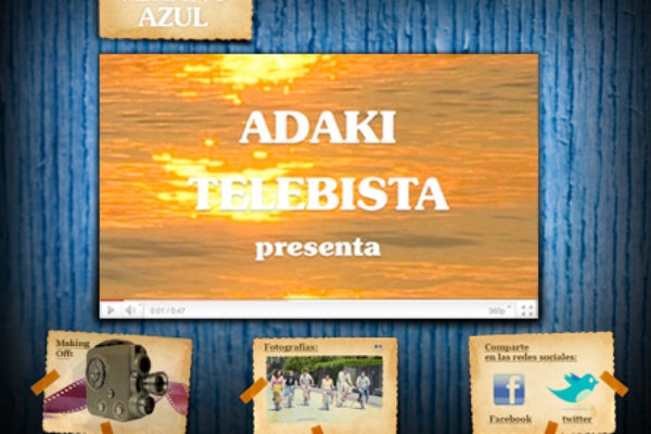 En <span class='adaki'>adaki</span>, el Verano Azul #nosmola