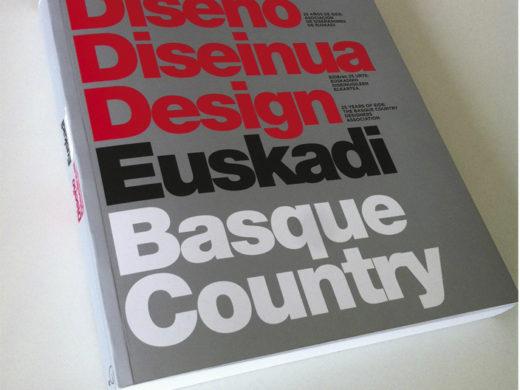 Diseño en Euskadi. 25 años de EIDE