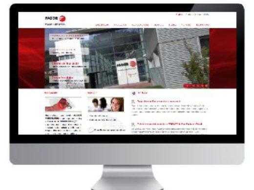 Fagor Automationen webgune berria