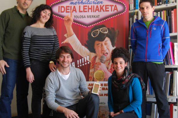 Smile Festival saria jaso dugu Tolosa Merkatekin