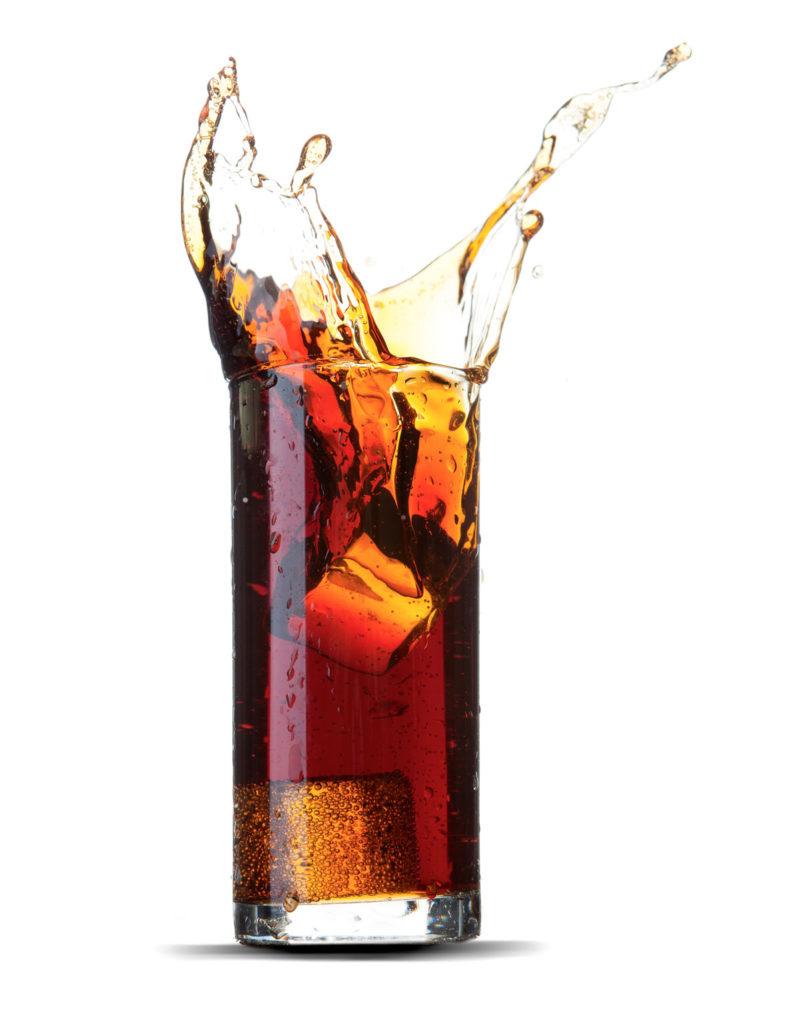 Bebida de cola