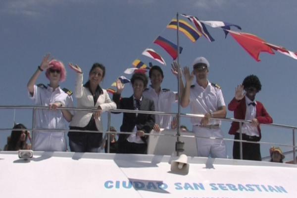 """""""Vacaciones en el mar"""" a lo Adaki"""