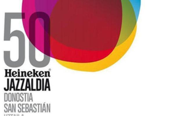 Así es el cartel ganador del 50. Heineken Jazzaldia