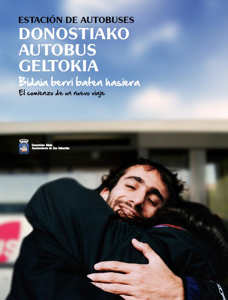 Campaña de Adaki para el Ayuntamiento de San Sebastián