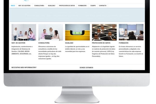 Adaki desarrolla nueva web para Irnasa