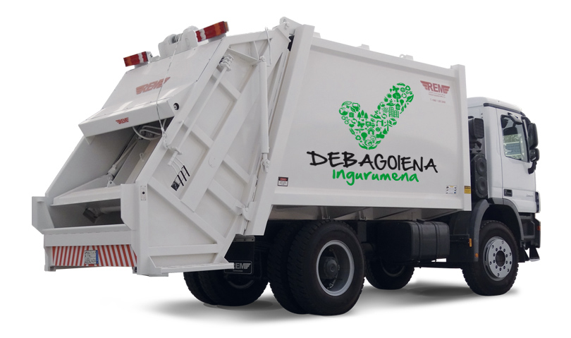 debagoiena-logo-camion