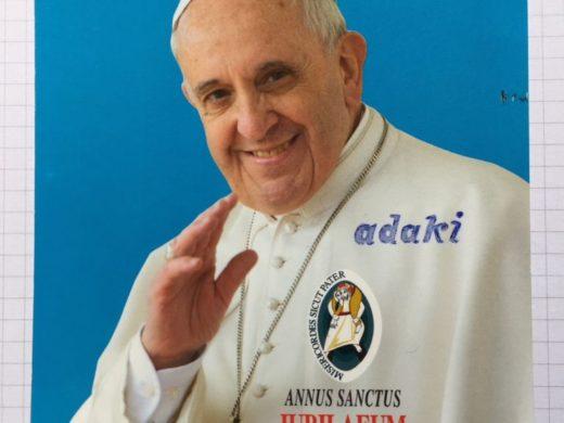 Bergoglio ya está en casa