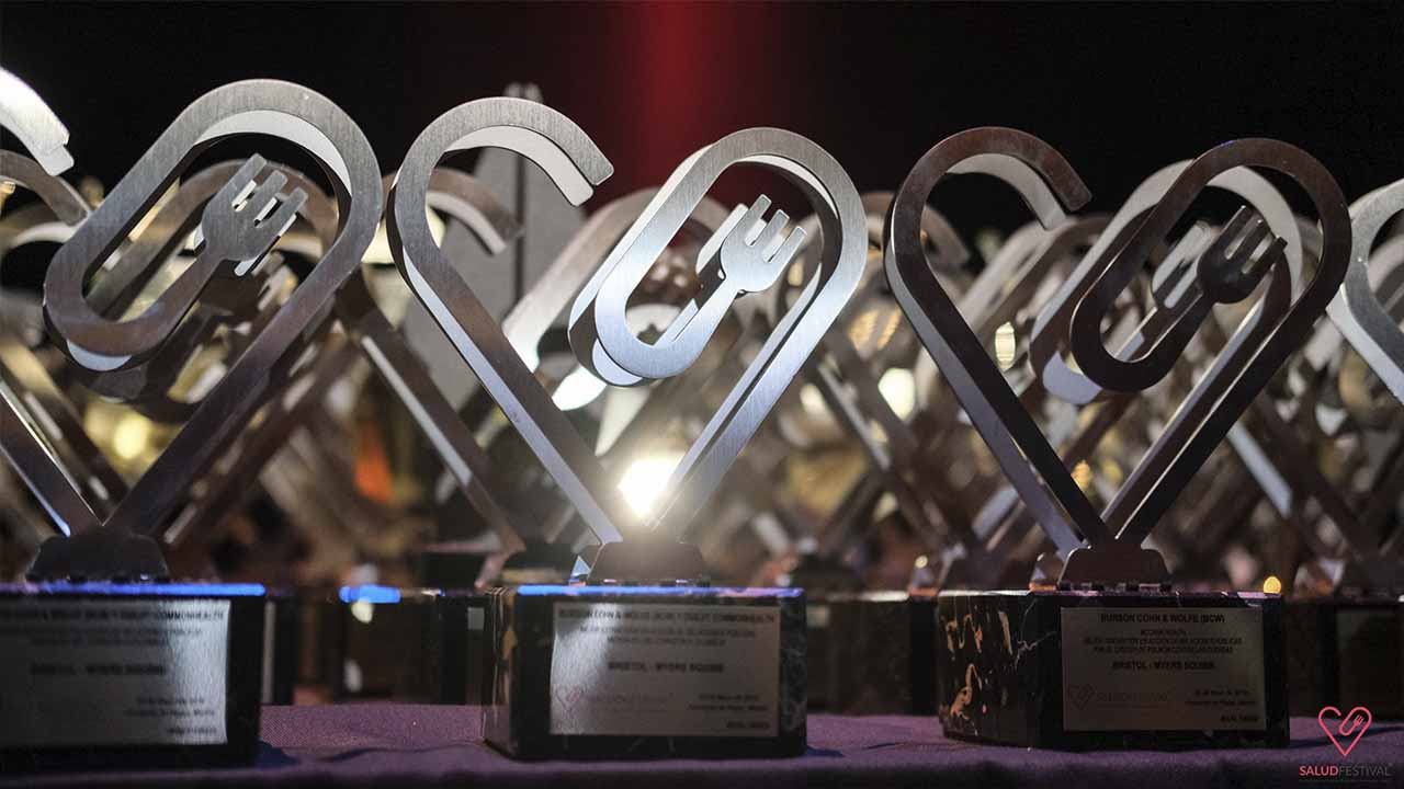 Premio Salud festival para Adaki