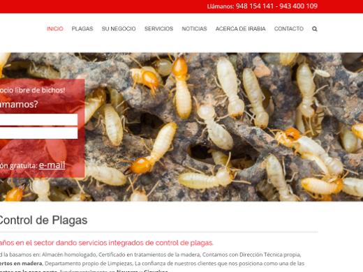 Irabia Plagas-en webgune berria garatu du Adakik