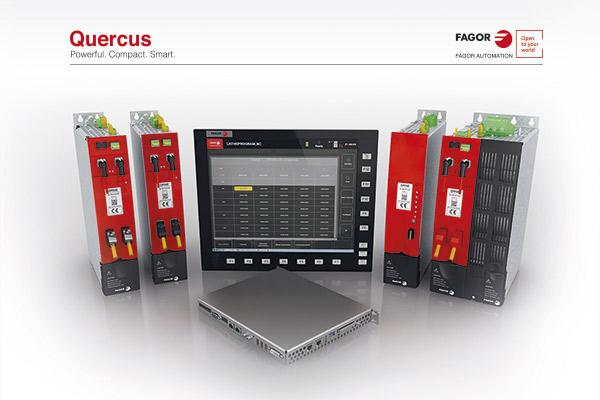 Lanzamiento internacional de producto. CNC de Fagor Automation