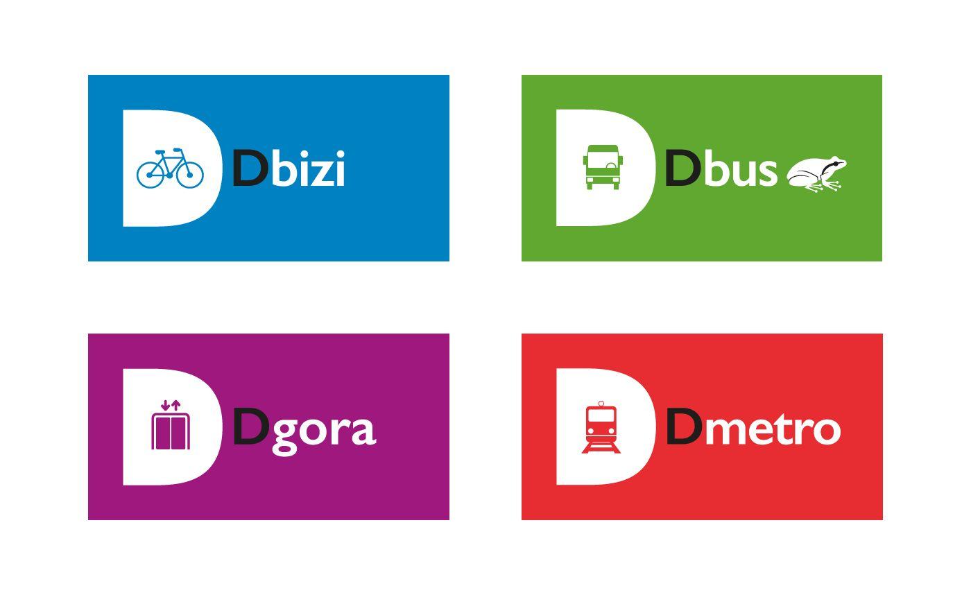 Identidad corporativa Donostia Transporte