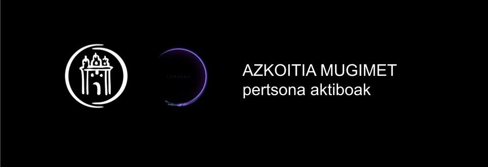 Azkoitia MUGI logoa