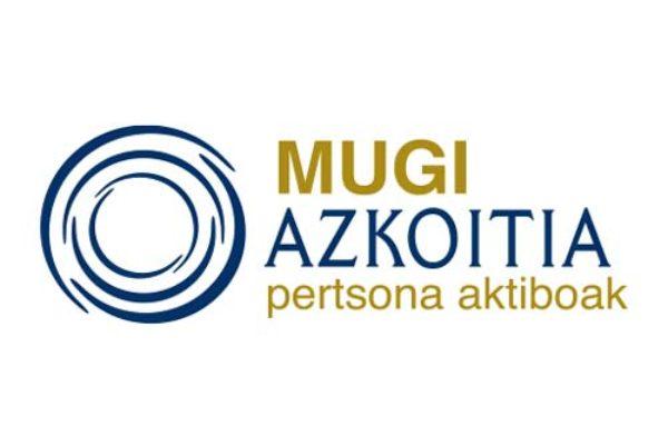 Logo mugiment para Azkoitia