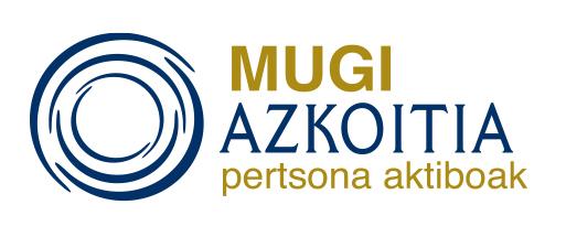 Azkoitia MUGI logoa kolore