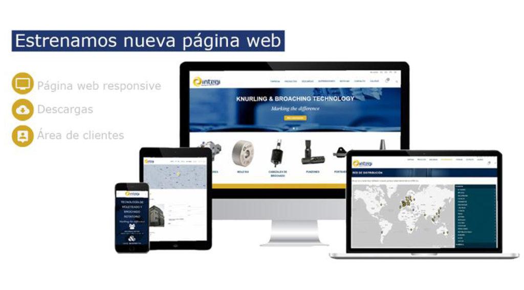 estreno web Integi