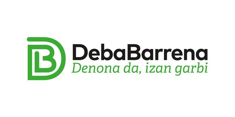 DebaBarrena Logotipo