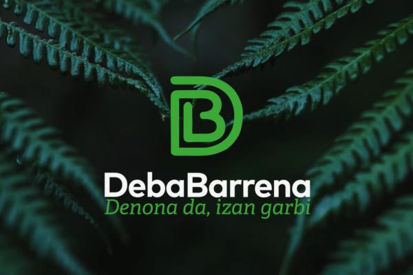Desarrollo de marca e imagen corporativa de Debabarrena