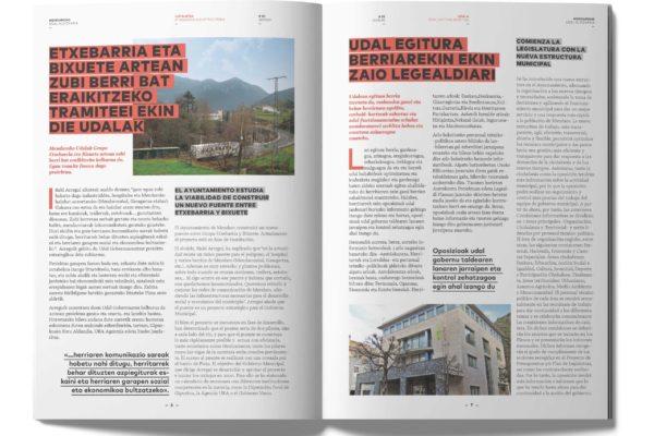 Udal aldizkaria: erakunde komunikaziorako tresna eraginkorra